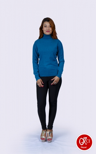 Cashmere Pullover For Women