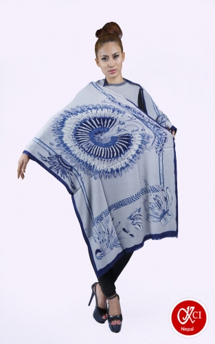 Printed Shawl For Women