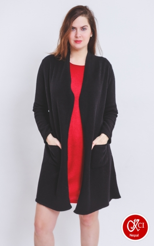 Long outer coat