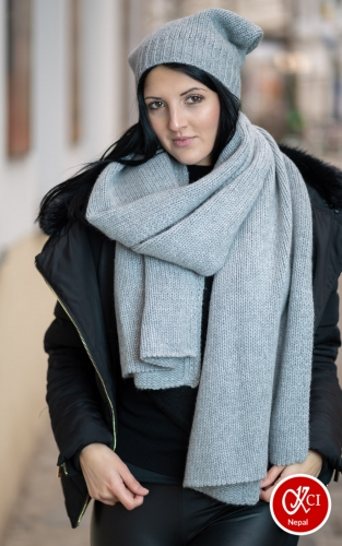 Thick Cashmere Scarve For Women