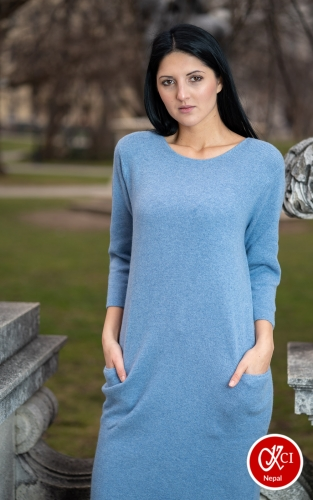 Cashmere Dress For Women