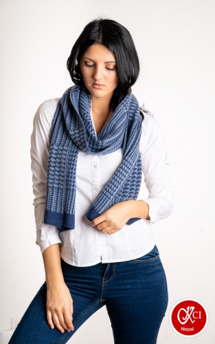 Pattern Scarve For Women