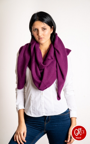 Plain Color Scarve For Women